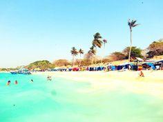 Playa Blanca - Isla Baru -