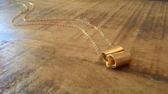 Minimalist Necklace Minimal Necklace Minimalist Gold by ReutSeagel