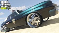 Gta 5 Mods, Police Cars, Tulip, Antique Cars, Packaging, Graphics, Games, Youtube, Vintage Cars