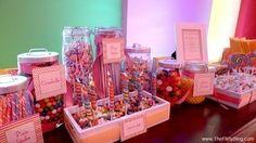 Candy Land Candy Buffet