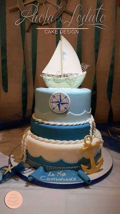 Nautical Cake                                                                                                                                                                                 More