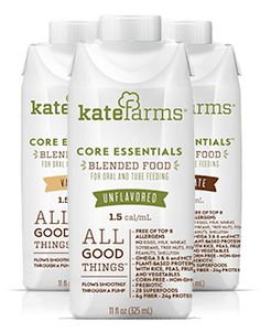 Kate farms nutrition