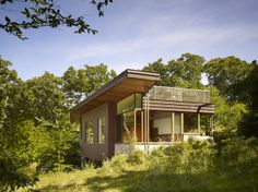 Chilmark Guest House | Charles Rose Architects | Archinect