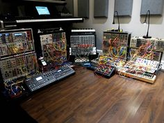 Synth heaven