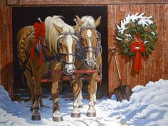 Ready For The Ride JohnSloaneArt.com - John Sloane - Gallery - Horsepower