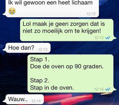 10 Grappige WhatsApp Berichten (Deel 2) Happy Mind Happy Life, Happy Minds, Funny Texts, Funny Jokes, Funny Shit, Funny Drawings, Funny Messages, Funny Pins, Pranks