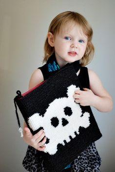 10 Crochet Skull Patterns – Crochet