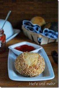 Hefe und mehr » Blog Archive » Breakfast rolls