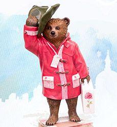 Paddington Trail Bears - Celebrity Designers & More - visitlondon.com Dapper Bear by Guy Ritchie