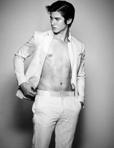Mario Maurer, we'll watch his movie later