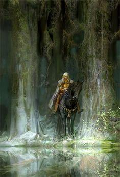 Prince Caspian by Justin Sweet