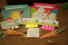 Easter goodies!