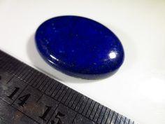 Lapis Lazuli Cabochon 30mmX22mmX5mm Natural от PapachoGemstones