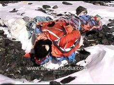 Dead bodies on everest bing images more