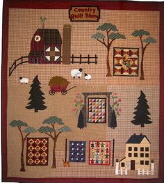 Country Quilts | Country Quilt Show