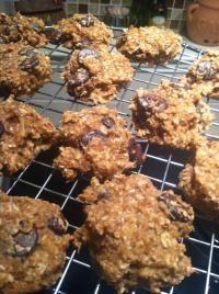 Tone It Up - Recipe Profile - Almond Butter Breakfast Cookies