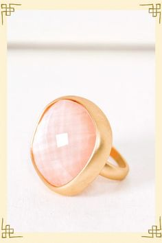 Love this <3  Nothing like a big chunky ring to complete any outfit!!!!
