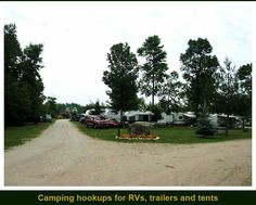 UP Campground Hunting: Photo Gallery Loons Point Campground Cedarville MI. Enjoy the magic and beauty of Loons Point Campground. Bathrooms, boat docking and cabin rentals are available. For Reservations call (906) 484-2881