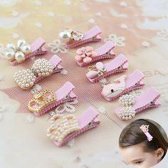 $0.78 (Buy here: https://alitems.com/g/1e8d114494ebda23ff8b16525dc3e8/?i=5&ulp=https%3A%2F%2Fwww.aliexpress.com%2Fitem%2F10-Styles-Fashion-1-Pc-Girl-Kids-Popular-Pearl-Crown-Flower-Princess-Hair-Clip-Hair-Accessories%2F32780694284.html ) 10 Styles Fashion 1 Pc Girl Kids Popular  Pearl Crown Flower Princess Hair Clip Hair Accessories  for just $0.78