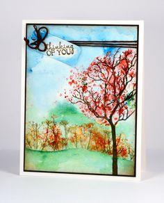 Spring Tree Heather Telford