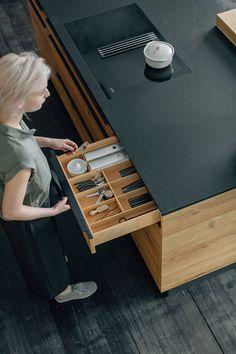 Scandinavian Style, Kitchen Sets, Instagram Posts, Furniture, Interiordesign, Home Decor, Organizers, Houses, Kitchen Modern