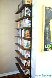 Cd Dvd Storage Shelves