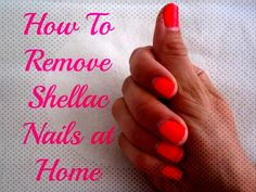 how to reomve Shellac nails / Gel nail polish at Home .You can find Remove shellac polish and more on our website.how to reomve Shellac nails / Gel nail polish at Home . Shellac Nails At Home, Remove Shellac Polish, Remove Acrylic Nails, Gel Nail Polish, Shellac Nails Removal, Remove Shellac At Home, Shellac Designs, Nail Art Designs, Isomalt