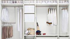 Piccoli spazi | Cabina armadio - IKEA