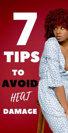 natural hair journey Heat is one of the most powerful allies we have & our greatest enemy. Lets dive into heat damage on natural hair and why it's completely avoidable. Natural Hair Growth Tips, 3c Natural Hair, Natural Hair Regimen, Natural Hair Journey, Natural Hair Styles, How To Grow Dreads, Natural Hair Problems, Heat Damage, Damaged Hair Repair