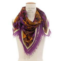 Obsessed with this scarf from Madewell