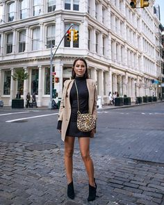 street style by Johanna Olsson Luxury Fashion, Womens Fashion, Fashion Trends, Weekend Dresses, Parisian Style, Jacket Dress, Dress Codes, Casual Wear, Style Icons
