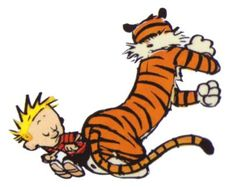 Calvin and Hobbes, DANCE
