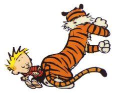 Calvin and Hobbes, DANCE