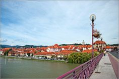 https://flic.kr/p/aE7Zeq | Bridge over Drava river | Maribor is the second largest city in Slovenia Maribor is also the largest and the capital city of Slovenian region Lower Styria and the seat of the Municipality of Maribor. In 2012 Maribor will be the European Capital of Culture and in 2013 it will host the XXVI 2013 Winter Universiade. Maribor will also be the 2013 European Youth Capital.