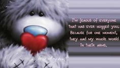 With all my heart ♡ Tatty Teddy tjn Tatty Teddy, Bear Pictures, Cute Pictures, Teddy Images, Fizzy Moon, Blue Nose Friends, Hello Kitty, Bear Illustration, Love Bear
