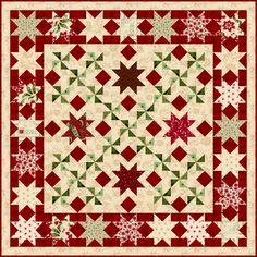"""Holiday Stars"" Pattern"
