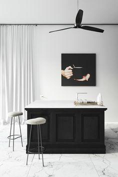 Kitchen - via Est Magazine