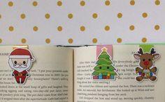 Segnalibri magnetici  Babbo Natale sta arrivando di HappyHelloCo