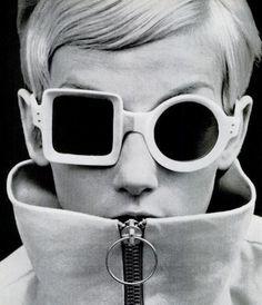 Pierre Cardin, lunettes de soleil, 1960's?