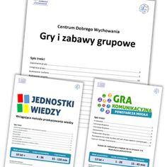 Integracja grupy - Centrum Dobrego Wychowania