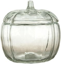 Vintage Gourd Jar With Lid by BreadnButterAntiques on Etsy