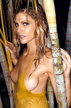 Regret, that Tricia helfer grace park nude apologise