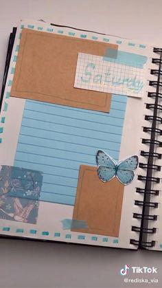Bullet Journal School, Bullet Journal Inspo, Bullet Journal Cover Ideas, Bullet Journal Banner, Bullet Journal Lettering Ideas, Bullet Journal Notebook, Bullet Journal Aesthetic, Art Journal Pages, Scrapbook Journal