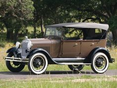 1929 Ford Model A Phaeton                                                                                                                                                                                 More