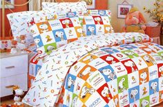 Kids Comforter Sets | Cloth, Color, Pattern, and Material Snoopy bedspread