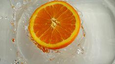 Video Footage, Video Clip, Stock Footage, Orange, Water, Gripe Water, Videos