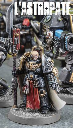 40K BREAKING: Deathwatch Minis Spotted - Bell of Lost Souls