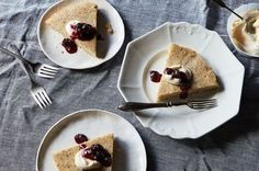 Kronans Kaka (Swedish Almond Potato Cake) Recipe on Food52