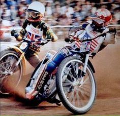 Bruce Penhall -World Champion 1981-1982