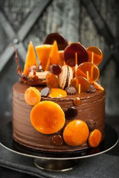 Choco Fresh, Hungarian Cake, Romanian Food, Cute Cakes, Cakes And More, Caramel Apples, Cake Cookies, Amazing Cakes, Panna Cotta